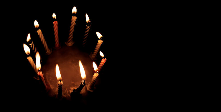 Birthday Fear (Creative Commons courtesy of Rob Stanley)