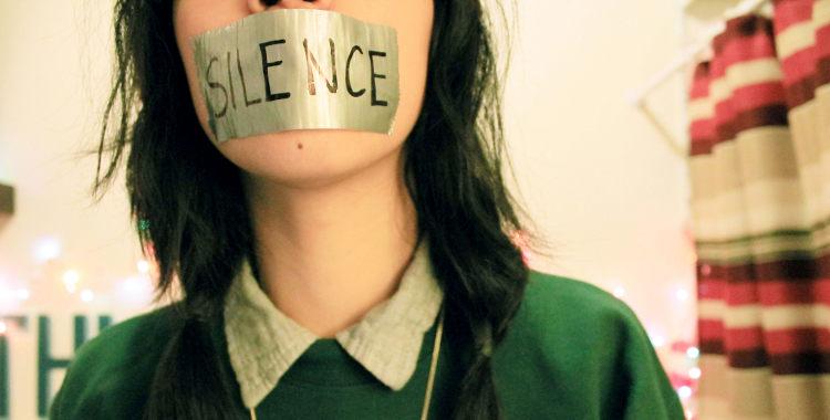 Silence (Creative Commons, Flickr, Jemma D)