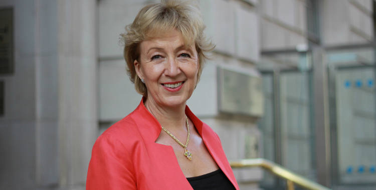 Andrea Leadsom (CC Department of Energy and Climate Change)